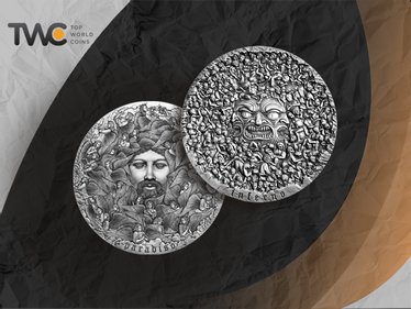 The Divine Comedy – Inferno & Paradiso – Stunning Coins with Timeless Design! image-thumbnail