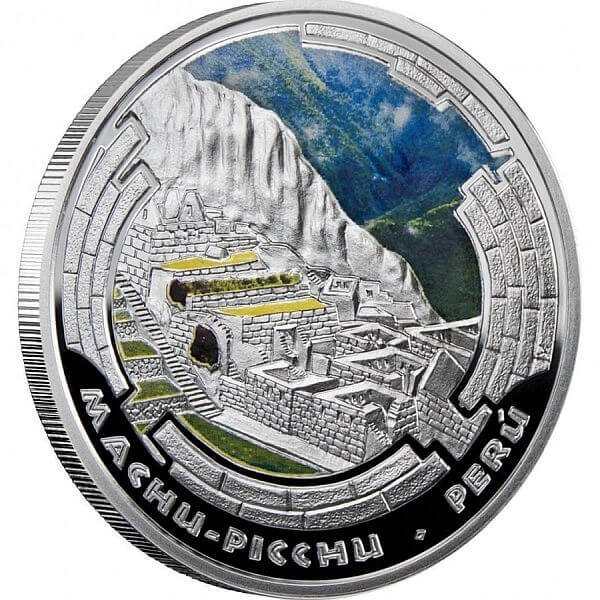 Andorra 2009 10 diners Wonders – Machu Picchu