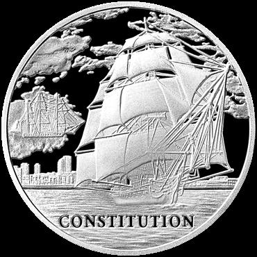Belarus 2010 20 rubles Constitution BU Silver Coin