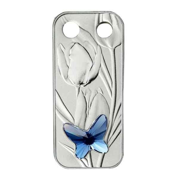 Butterfly Pendant Proof Silver Coin 1$ Niue 2020