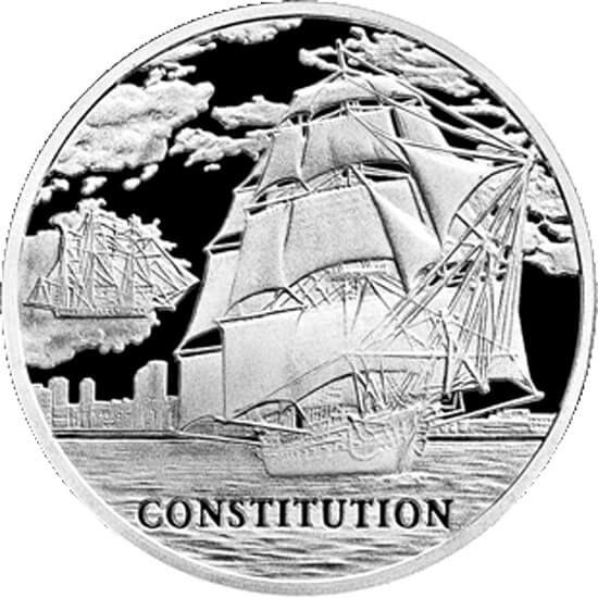 Belarus 2010 1 ruble Constitution  BU Coin