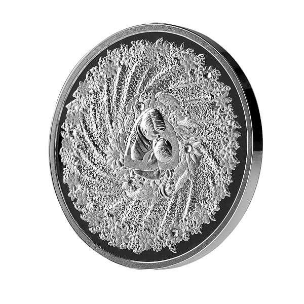 Wedding Coin 32.9 g Proof Silver Coin 2$ Niue 2021