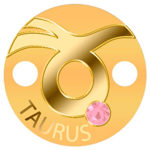 Niue 2017 5$ Zodiac Signs Pendant Taurus Proof Gold Coin