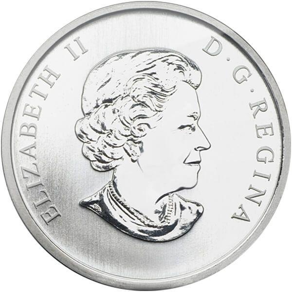 Canada 2012 25 cents Rose-Breasted Grosbeak (2012) Specimen CuNi Coin