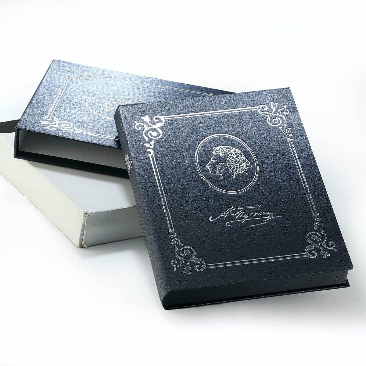 Belarus 2009 5x20 rubles Alexander Pushkin's Fairy Tales Proof Silver Set