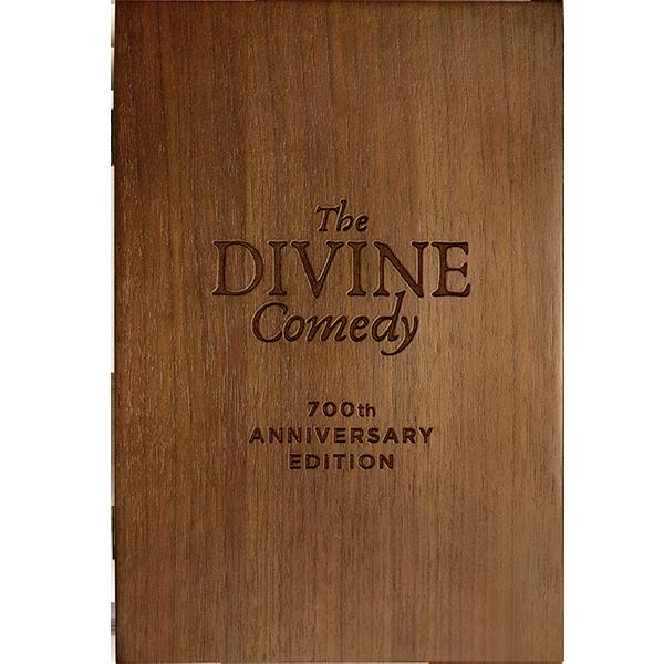 The Divine Comedy - Paradiso Dante Alighieri 700th Anniversary 5 oz Silver Coin 5000 Francs CFA   Cameroon 2021