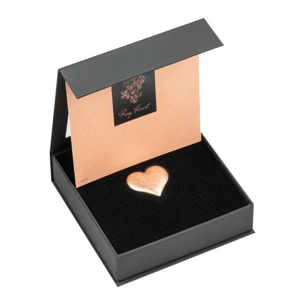 Rosy Heart Silver Charms 1 oz Silk finish Silver Coin 5$ Palau 2021