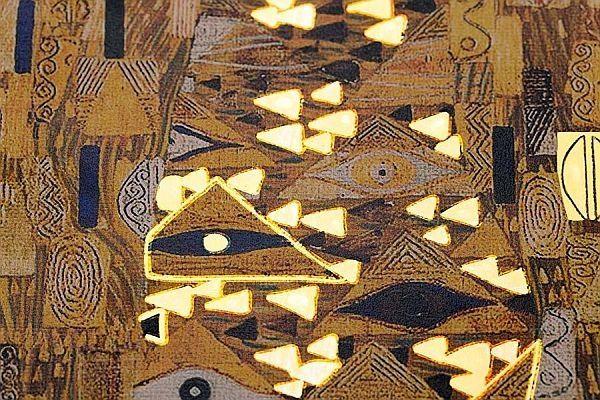 Adele Bloch Bauer - Klimt Giants of Art 1 Kilo Proof-like Silver Coin 100$ Solomon Islands 2020