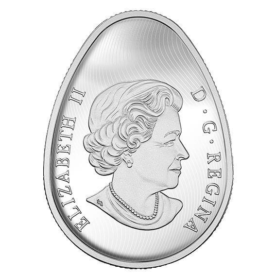 Canada 2016 20$ Traditional Ukrainian Pysanka  1oz Proof Silver Coin