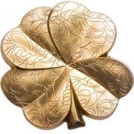 Gilded Fortune 1 oz Silk finish Silver Coin 5$ Palau 2020