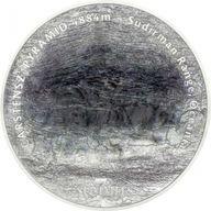 Carstensz Pyramid  The 7 Summits 5 oz BU Silver Coin 25$ Cook Islands 2020