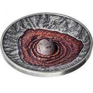 Niue 2015 2$ Volcano Vesuvius - POMPEII 2oz Antique finish Silver Coin