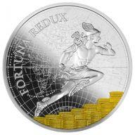 Fortuna Redux 1 oz Proof Silver Coin 1$ Niue 2020