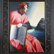 Dante - The Divine Comedy Masters of Art 1,5 Kilo Proof-like Silver Coin 150$ Solomon Islands 2021