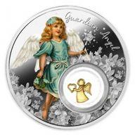 Guardian Angel III Proof Silver Coin 2$ Niue 2019