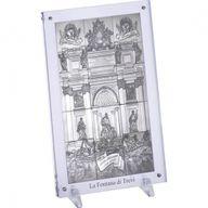 250th Anniversary of the Trevi Fountain in Rome. (15 Silver Bars) 1 Kilo BU Silver Coin 100 diners Andorra 2013