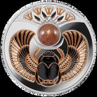 Solar Scarabaeus Proof Silver Coin 1$ Niue 2021