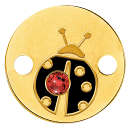 Niue 2016 5$ Ladybug Small Treasures Proof Gold Coin