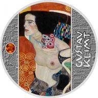Judith II Gustav Klimt Proof Silver Coin 500 Francs Cameroon 2020